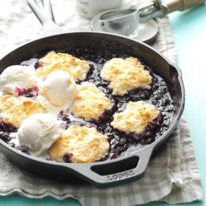 64 Fantastic Blueberry Dessert Recipes