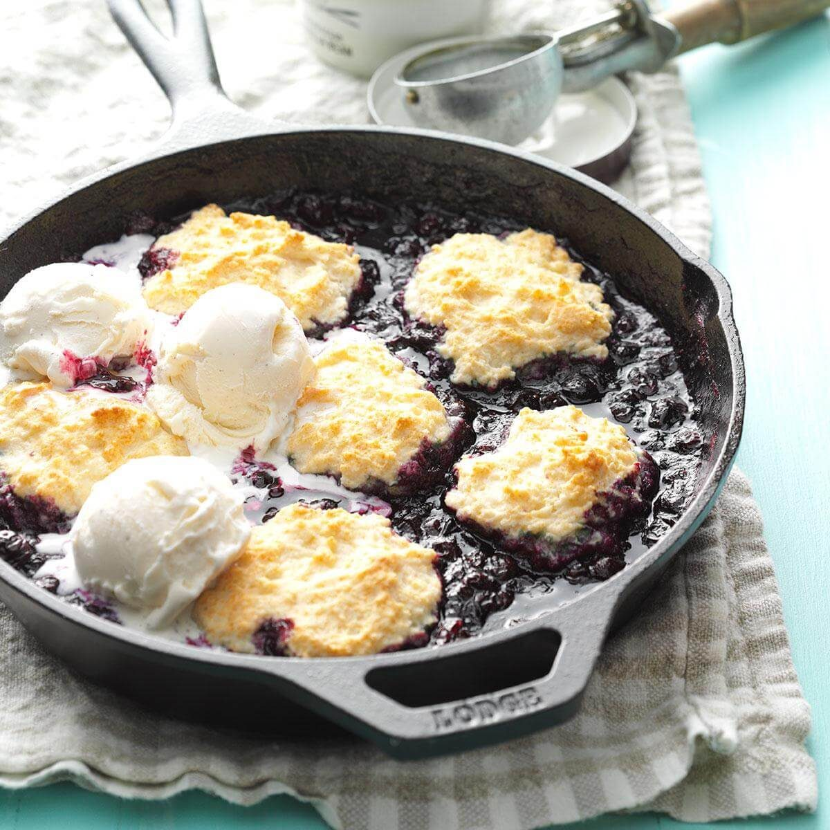 64 Fantastic Blueberry Dessert Recipes