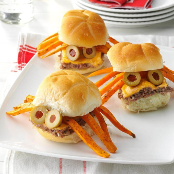 spider sliders