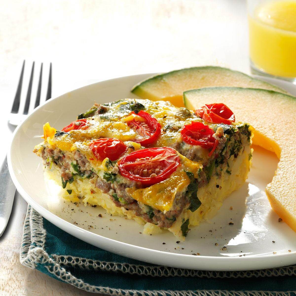 Do Ahead Egg And Sausage Bake: Beef, Potato & Egg Bake Recipe