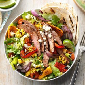 Our Top 10 Steak Salad Recipes