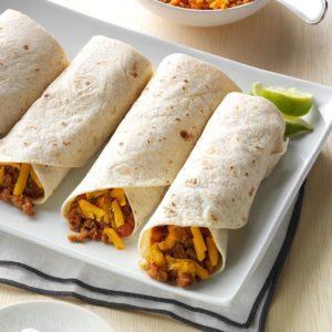 Brief Burritos