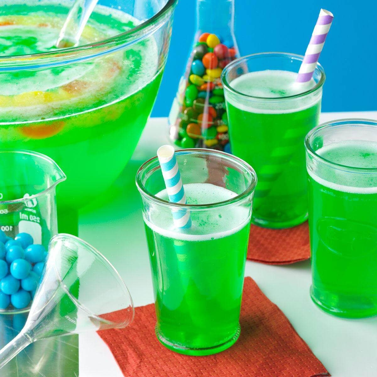 24 Halloween Drinks to Serve This Year