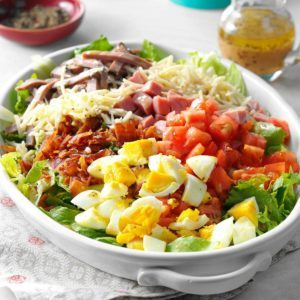 Swiss Cobb Salad