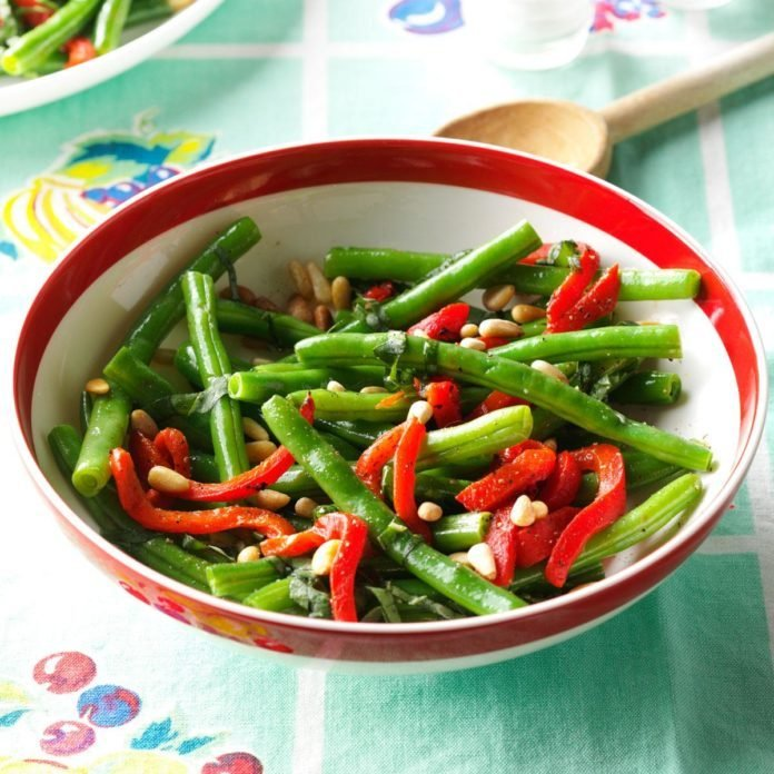 Italian Green Bean Salad