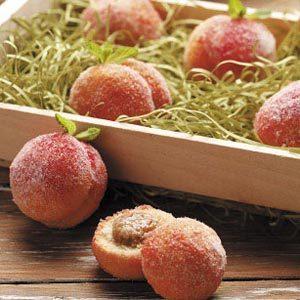 Peachy Cookies
