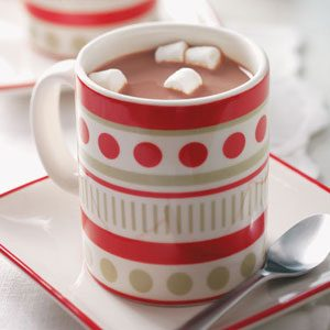 hot cocoa mix recipe taste of home