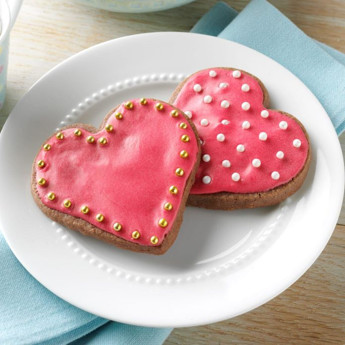 12 Ways To Say Happy Valentine S Day With Food Taste Of Home
