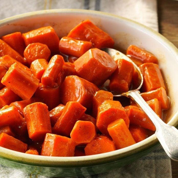 Instant Pot Orange Spice Carrots