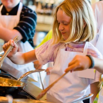 Got a Budding Chef at Home? Sign Them Up for These Cooking Summer Camps