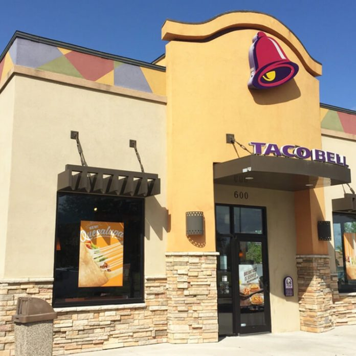 Taco Bell Is Officially One of the Healthiest Fast Food Chains
