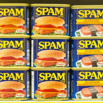 200,000+ Pounds of Spam Have Been Recalled