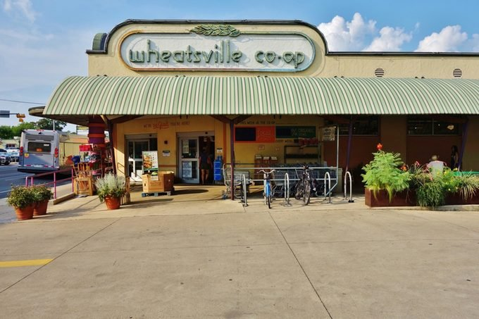 AUSTIN, TX -11 JUNE 2016- Founded in 1976, the Wheatsville Food Co-op is a community owned food cooperative with a focus on local and organic. It has several locations in Austin. ; Shutterstock ID 473840365; Job (TFH, TOH, RD, BNB, CWM, CM): Taste of Home