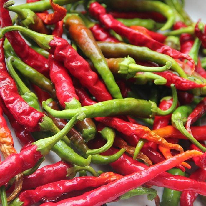 hot pepper; Shutterstock ID 592560635; Job (TFH, TOH, RD, BNB, CWM, CM): Taste of Home