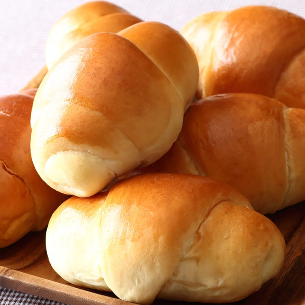 Bread,Japanese butter roll,bread roll; Shutterstock ID 677550253