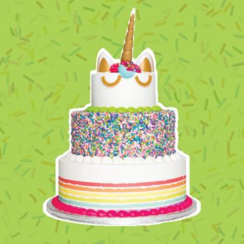 Sam's Club Is Now Selling a 3-Tier Unicorn Cake and We're Loving It