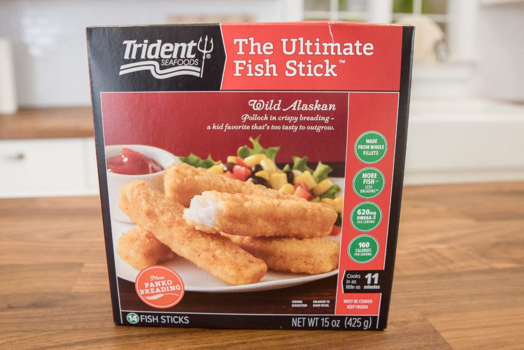 We tried 9 fish stick brands find out which had us hooked for Trident fish sticks