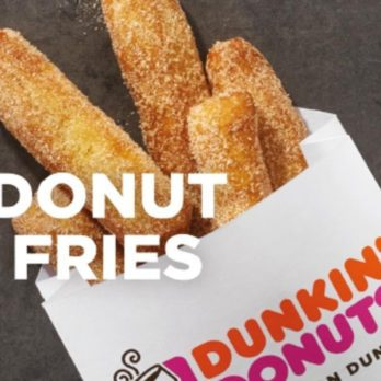Dunkin' Donuts Introduces a Fast Food Mashup Made in Heaven