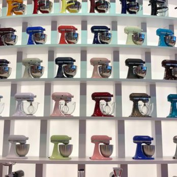 KitchenAid Revealed Its First Color of the Year