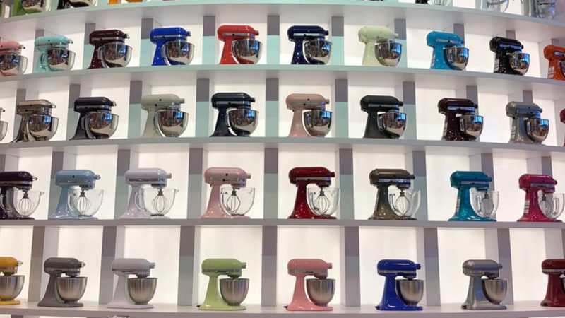 2020 S Kitchenaid Color Of The Year Is Kyoto Glow Taste