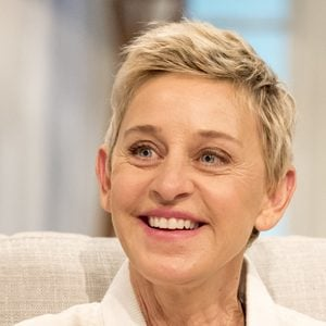 Ellen DeGeneres 'Lorraine' TV show, London, UK - 12 Jul 2016 Actress, comedian and host of one of the most popular talk shows in the world, Ellen DeGeneres joins Lorraine to talk about reprising her starring role in the long-awaited animation movie, Finding Dory. Ellen - who nearly broke the internet with that Oscars selfie - voices the character of Dory in the sequel to the 2003 film, Finding Nemo, which is out on Friday 29 July in the UK.