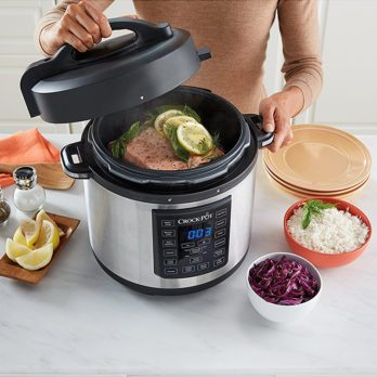 Crock-Pot Has a Multi-Cooker—Is It Better Than Instant Pot?