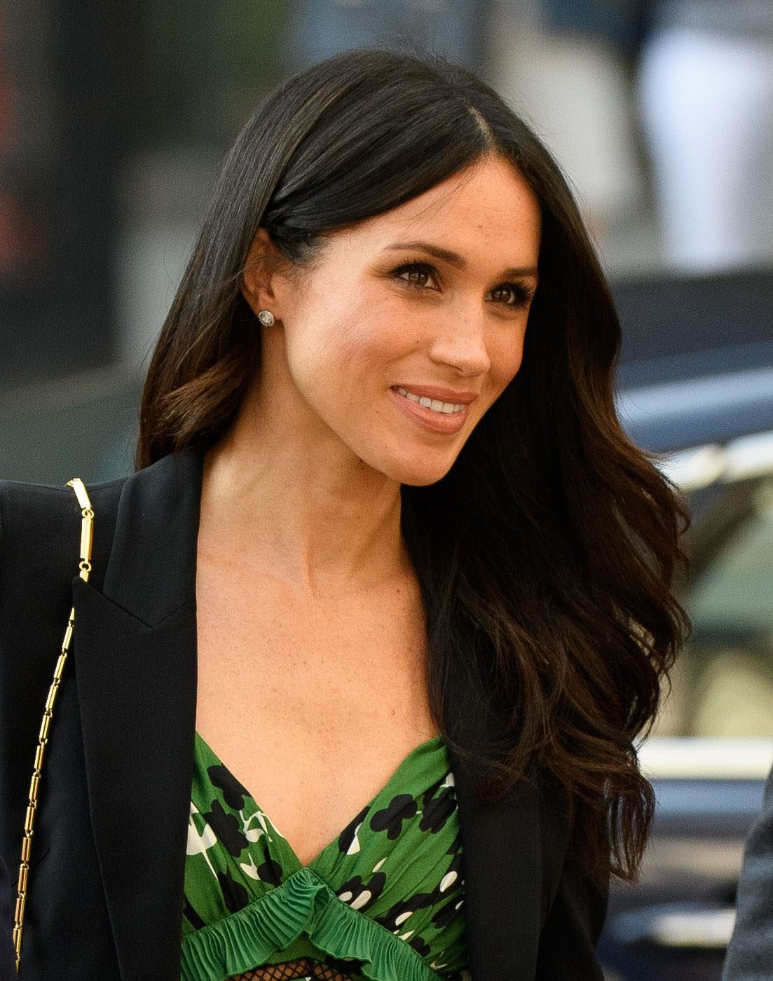 Meghan Markle Invictus Games Reception, Australian High Commission, Australia House, London, UK - 21 Apr 2018 Prince Harry, Patron of the Invictus Games Foundation, and Ms. Meghan Markle attend a reception hosted by The Hon Malcolm Turnbull, The Prime Minister of Australia, and Ms. Lucy Turnbull, celebrating the forthcoming Invictus Games Sydney 2018.