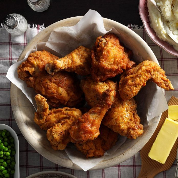 Best-Ever Fried Chicken