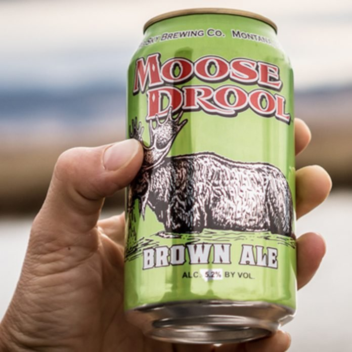 Big Sky Brewing_Moose Drool