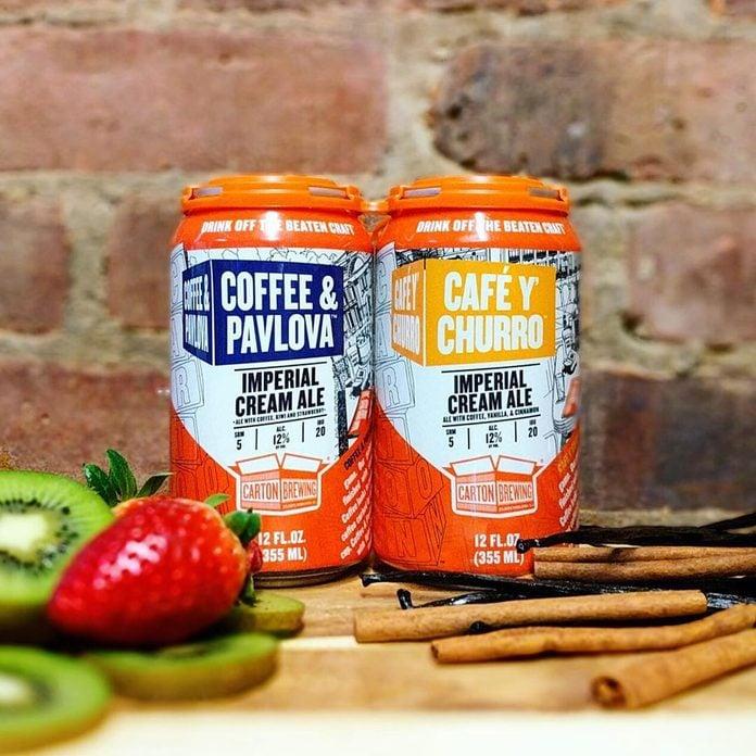Cafe y Churro_Carton Brewing