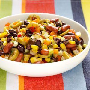 Colorful Corn 'n' Bean Salad
