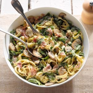 22 Fabulous Fettuccine Recipes
