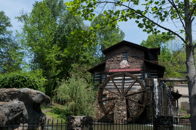 Dollywood Park, Pigeon Forge