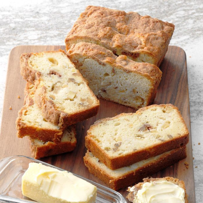 Dutch Apple Loaf Recipe Taste Of Home