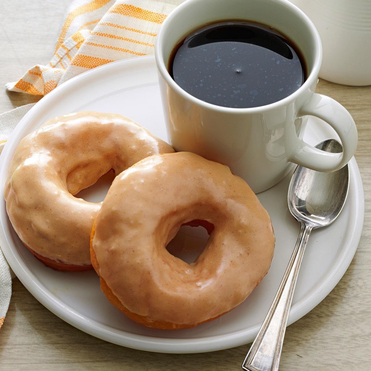 Glazed Doughnuts Taste Of Home