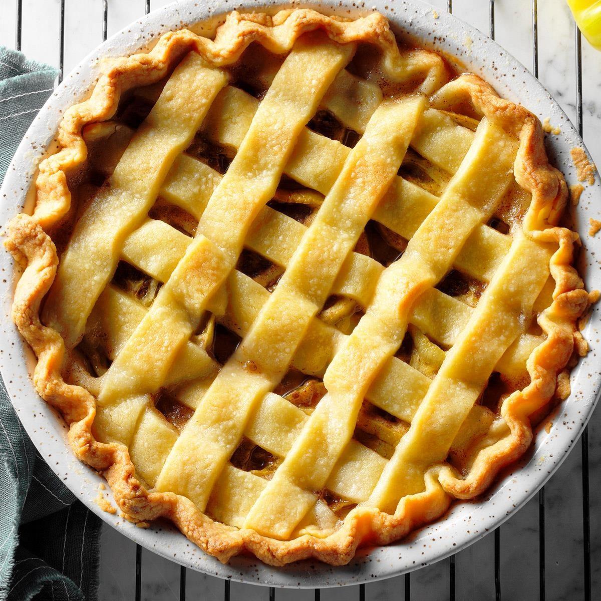 tomato pie recipe recipes dessert taste plum purple tomatoes handed down garden tasteofhome