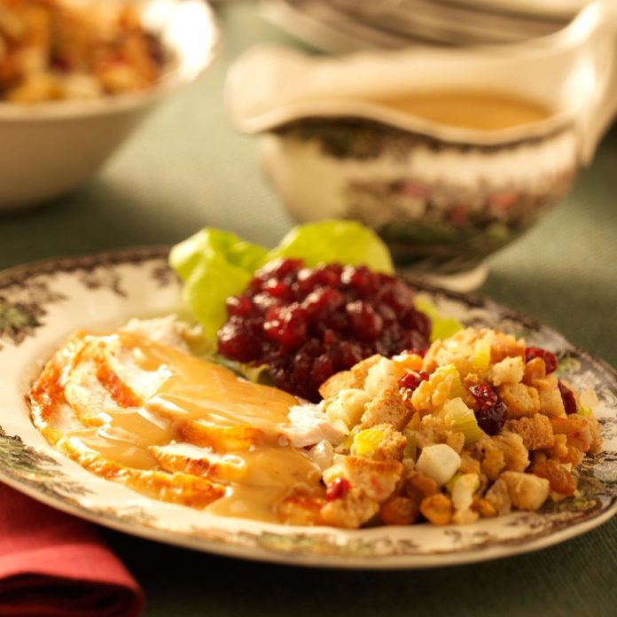 Herbed Turkey Gravy