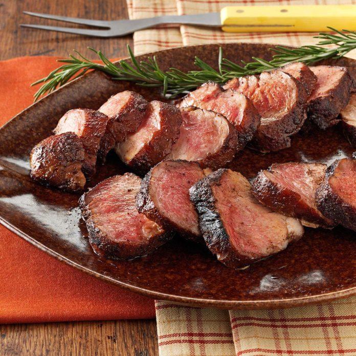 Java-Spice Rub for Pork