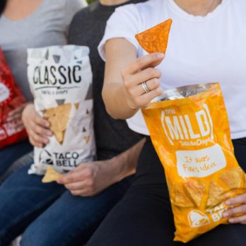 The ONLY Place You Can Get Taco Bell's New Tortilla Chips