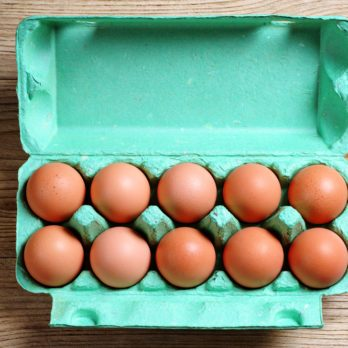 Is It Safe to Leave Eggs on the Counter?