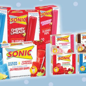 Sonic Is Bringing Iconic Flavors to a Grocery Store Near You