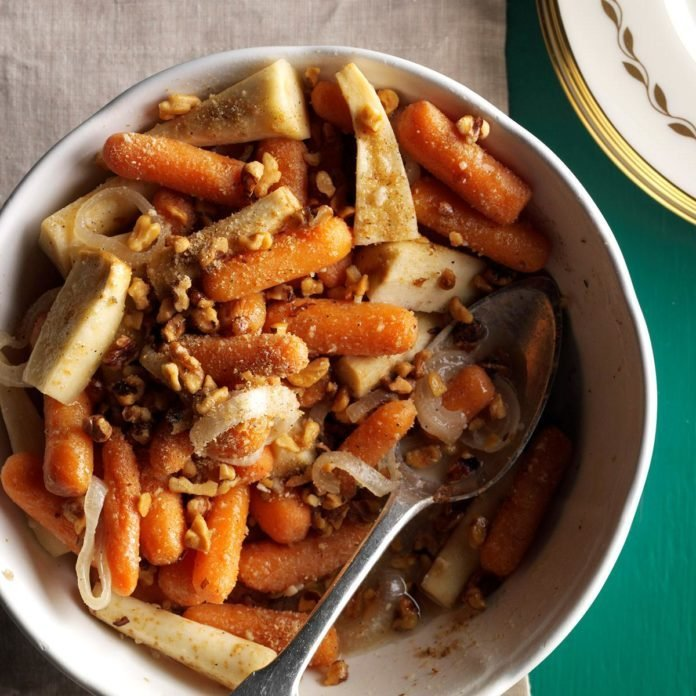 Slow-Roasted Root Vegetables