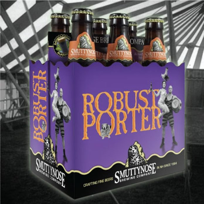 Smuttynose Brewing_Robust Porter