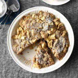 55 Easy Apple Dessert Recipes