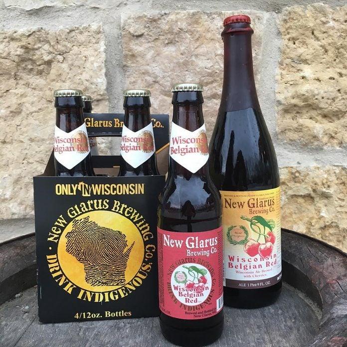 Wisconsin Belgian Red_New Glarus
