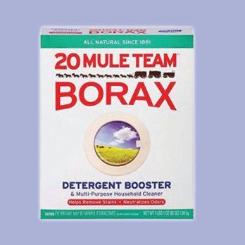 13 Ways to Use Borax Around The House