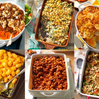 50 Casseroles for the 50 United States