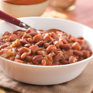 Smoky Beans