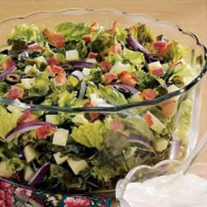 Swiss Tossed Salad