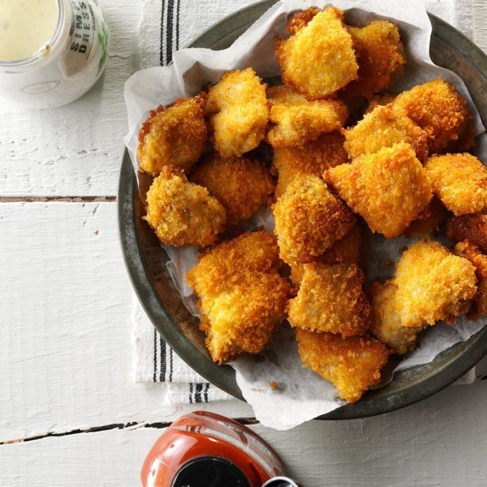 Childhood Classic: Chicken Nuggets